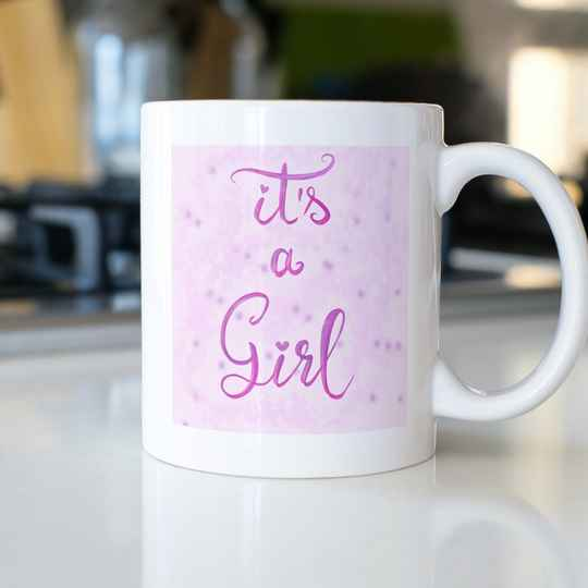 its a Girl (Baby Tasse 6441.2)