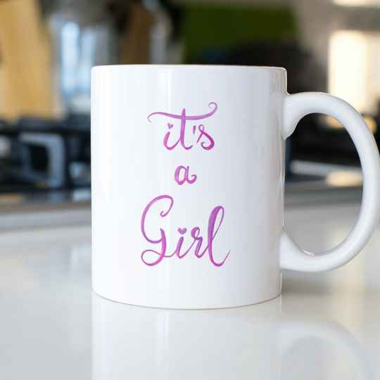 its a Girl (Baby Tasse 6441.3)