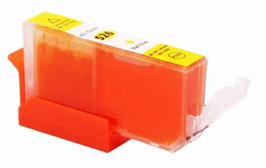 Canon huismerkcartridge CLI 526 XL Yellow