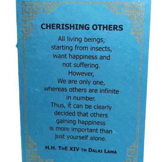 Dalai Lama kaarten (CHERISHING OTHERS)