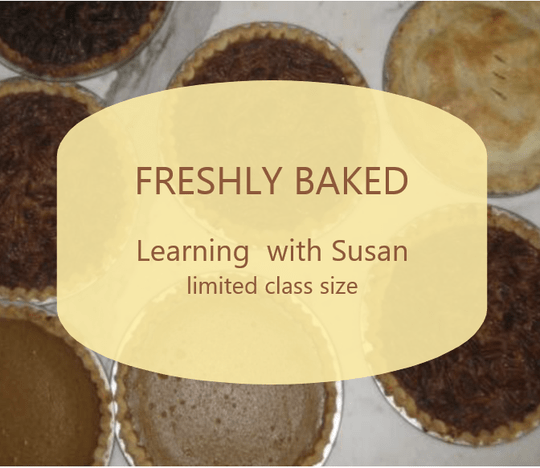 Freshly Baked Class on Location