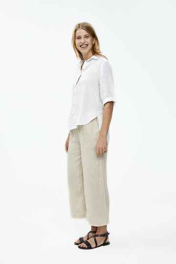 By Bar Ines Linen Pant (Sand)