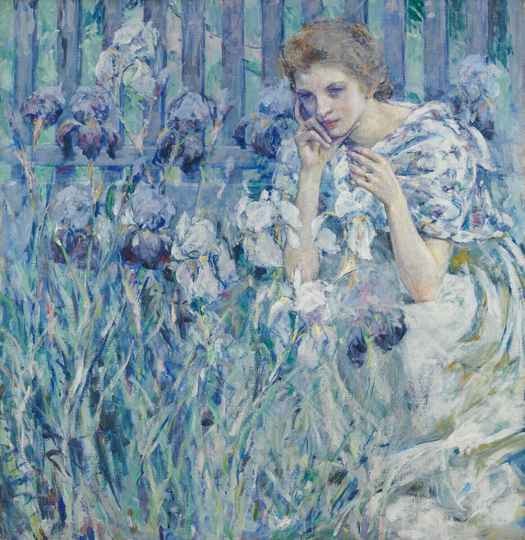 """Mint by Michelle """"Women With Irises"""""""