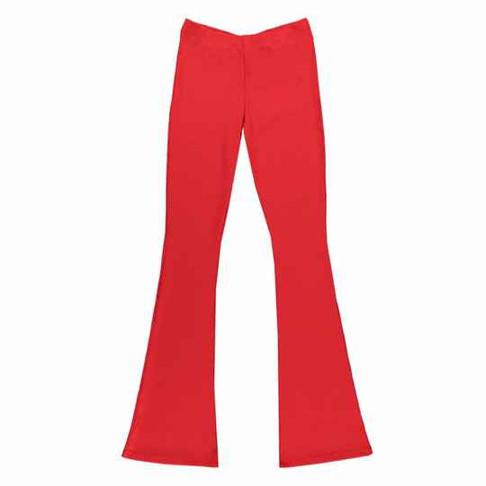 Cars Jeans flair pants Zuma Red