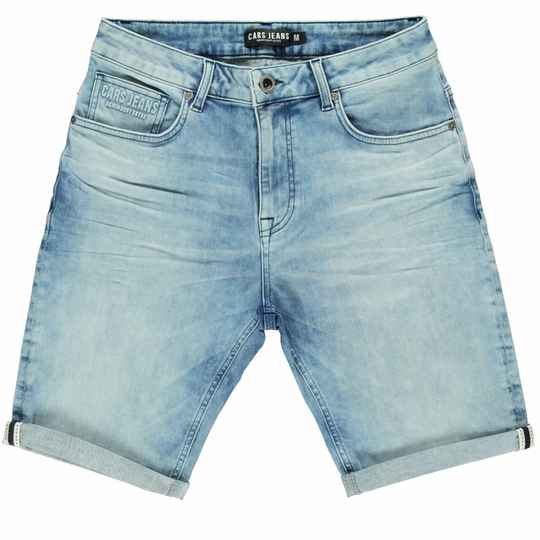 Cars Jeans short Tranes Bleach Used