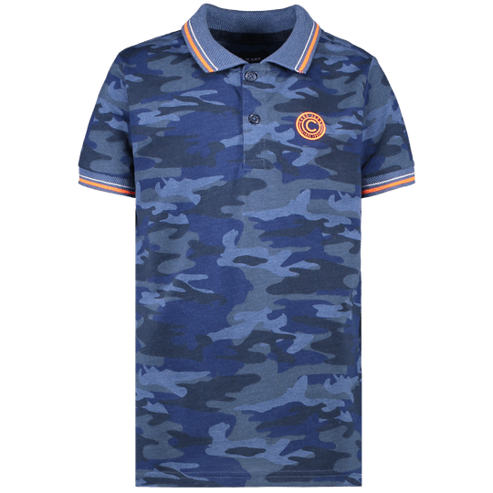 Cars Jeans polo Bascit Navy