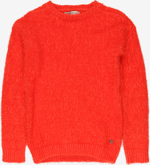 Cars Jeans trui Chenille Red
