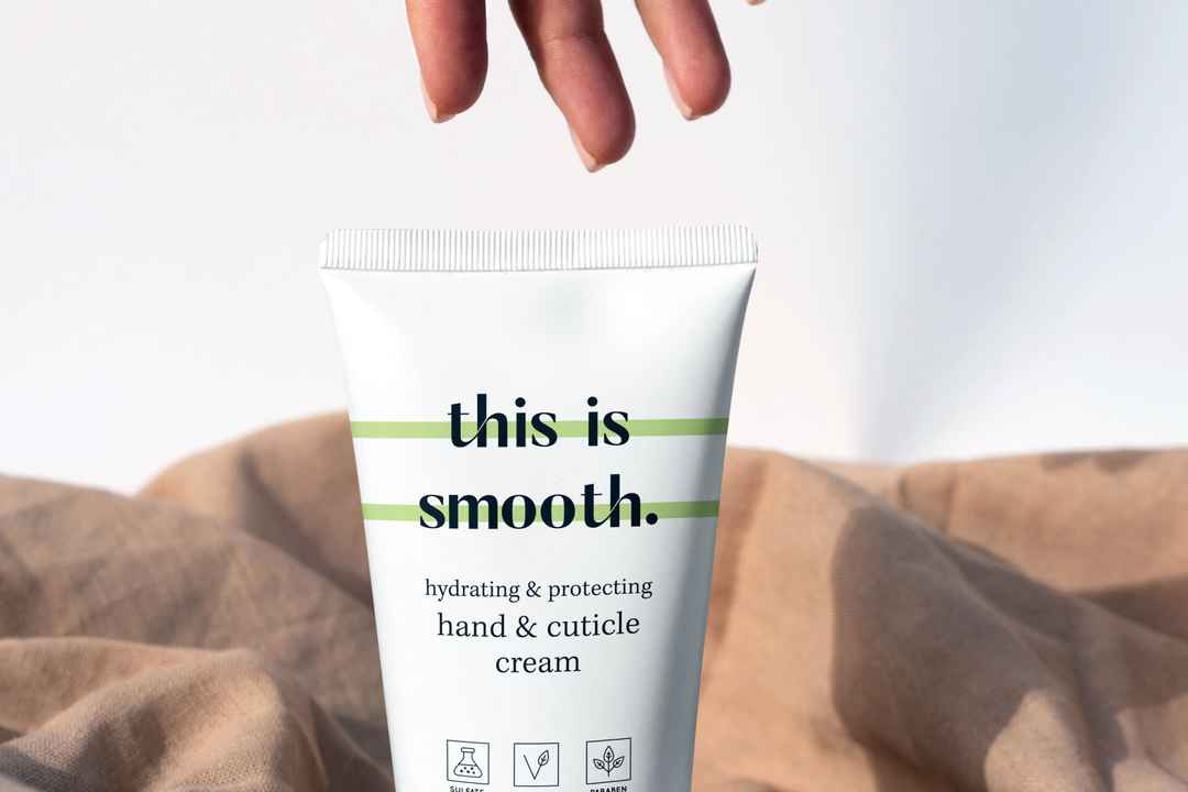 This is Smooth! handcrème