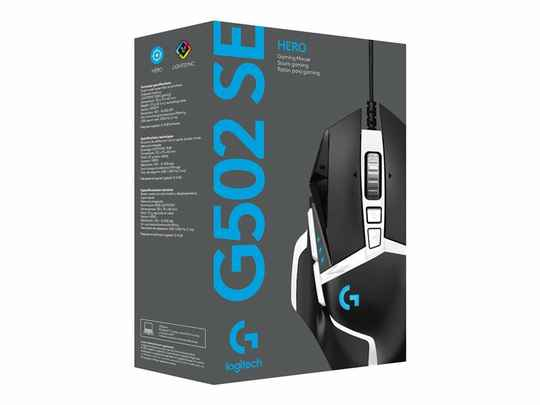 Logitech Gaming Mouse G502 (Hero) Filaire - Spécial Edition
