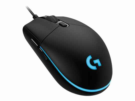 Logitech Gaming Mouse G Pro (Hero) USB Filaire