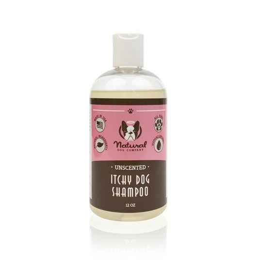 Natural Dog Company Itchy Dog Shampoo