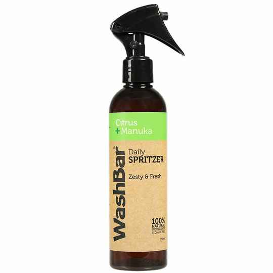 WashBar Citrus en Manuka spray