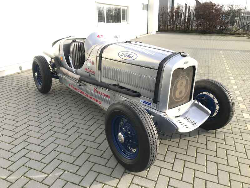 Ford Model-A Montier Special