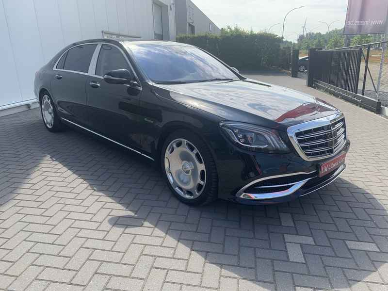 Mercedes S560 Maybach 4-Matic