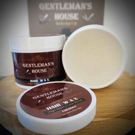 Gentleman's House Hair wax - Coconut 100g