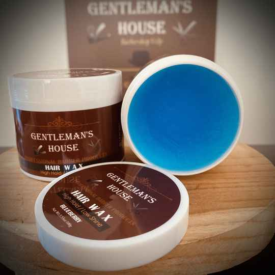 Gebntleman's House Hair wax - Blueberry 100g