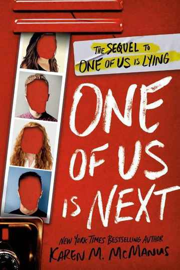 One of Us Is Next - The Sequel to One of Us is lying - Auteur: Karen M. McManus