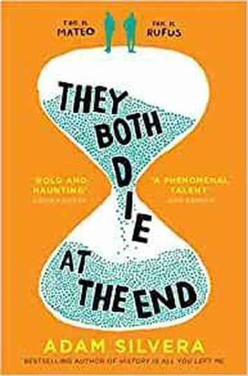 They both die at the end - Auteur: Adam Silvera