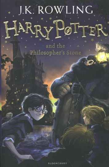 Harry Potter and the Philosopher's Stone (1) - Auteur: J.K. Rowling