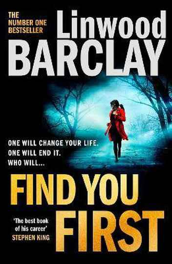 Find You First - Auteur: Linwood Barclay
