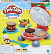 Play-Doh Burger Barbecue - Klei Speelset