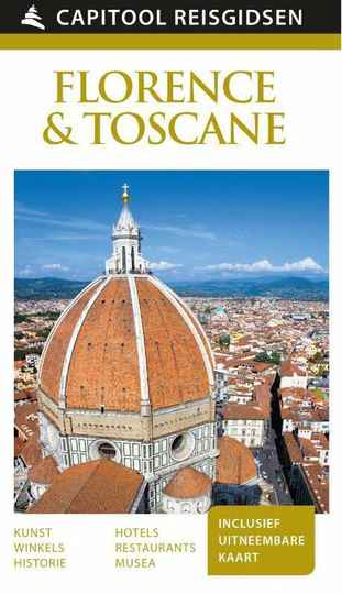 Capitool Reisgids - Florence & Toscane - Auteur: Anthony Brierley & Christopher Catling