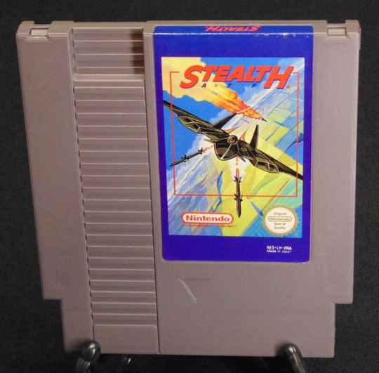 Stealth A.T.F / FRA. / NES