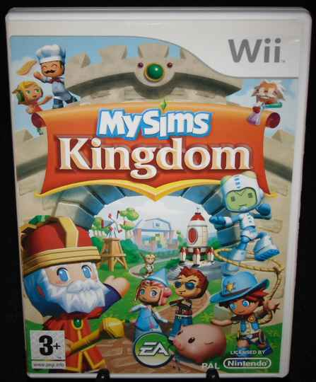 My Sims Kingdom / WII / Complet