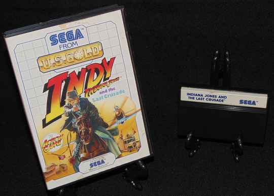 Indy Indiana Jones and the Last Crusade / SMS / En Boite