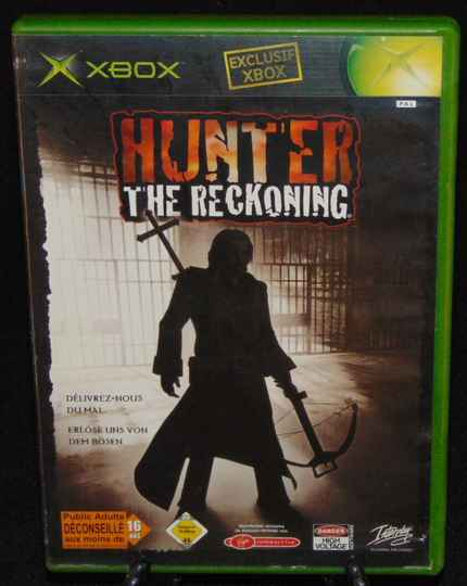 Hunter the Reckoning / Xbox / Complet / FAH