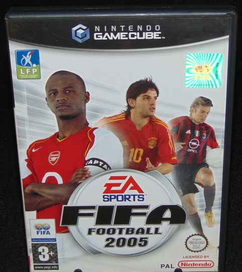 FIFA Football 2005 / GC / Complet