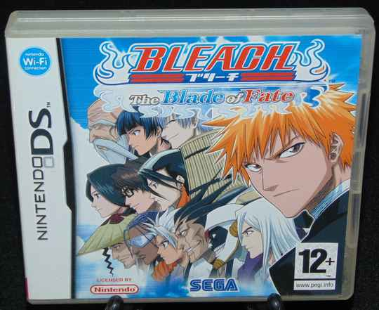 Bleach The Blade of Fate / DS / Complet