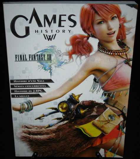 Games History # 1 / Mag. Revue / Neuf !!!