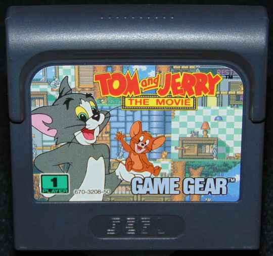 Tom and Jerry the Movie / Pal. / GG