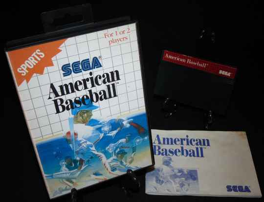 American Baseball / SMS / Complet