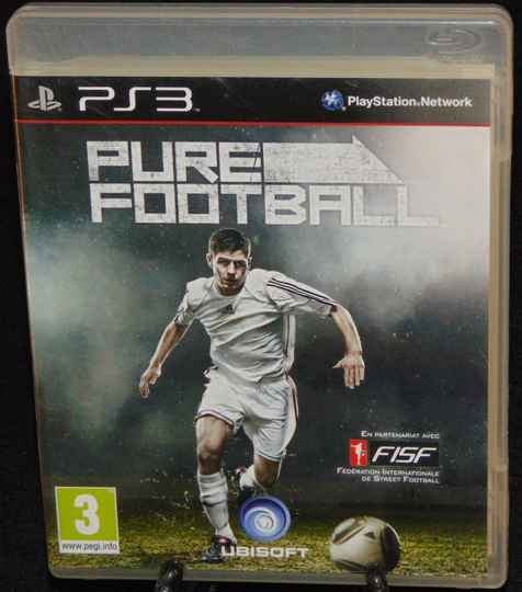 Pure Football / PS3 / Complet / Fr.