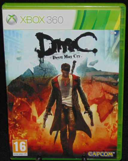 DMC Devil May Cry / Xbox 360 / Complet / Fr.