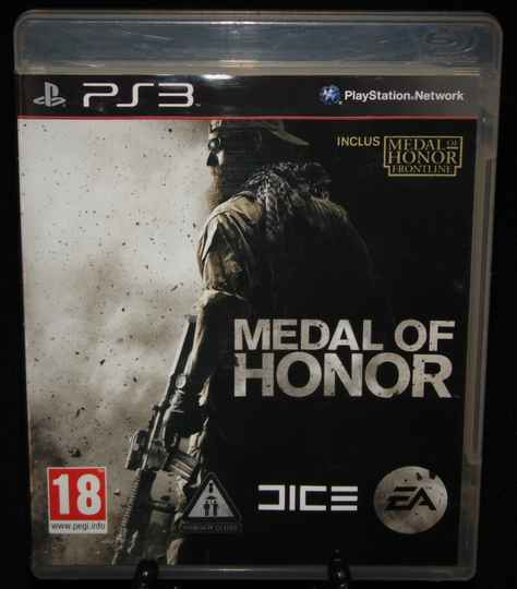 Medal of Honor / PS3 / Complet / Fr.