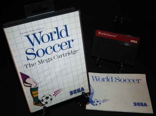 World Soccer / SMS / Complet TBE!