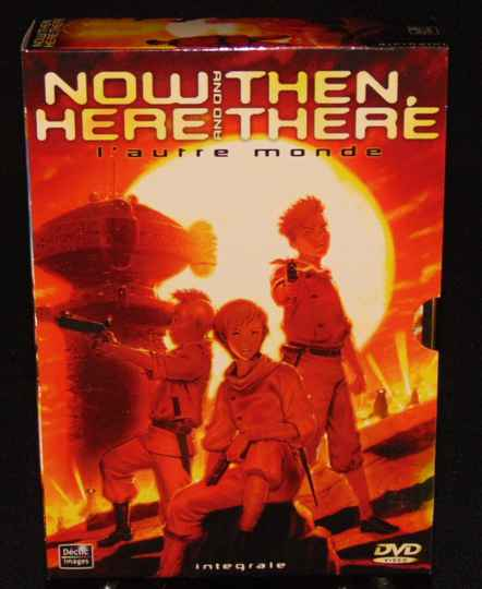 Now and Then, Here and There / Animé VOST.FR / Coffret DVD