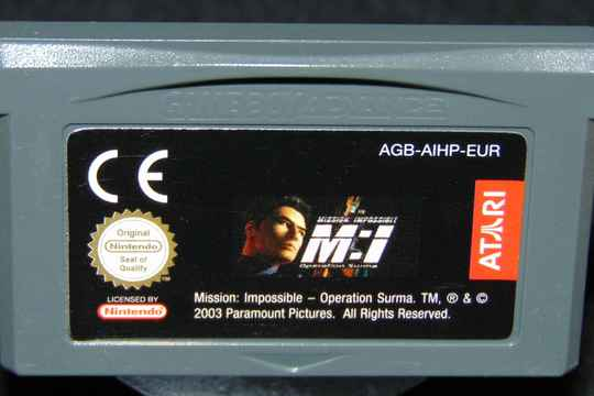 M:I Mission: Impossible / EUR. / GBA