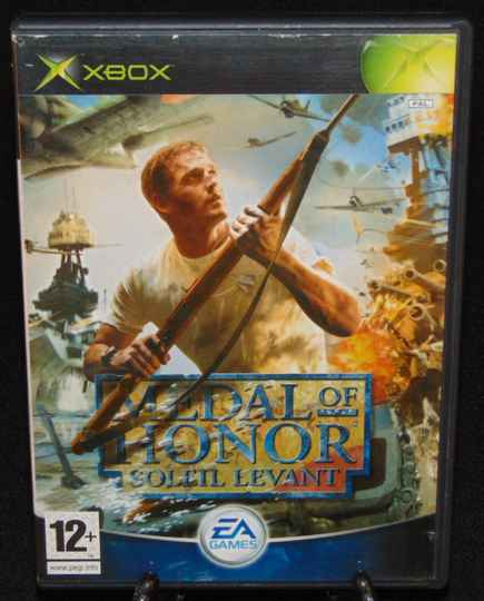 Medal of Honor Soleil Levant / Xbox / Complet / Fr.