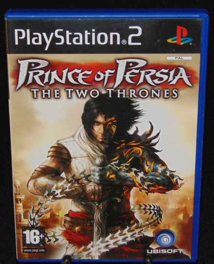 Prince of Persia The Two Thrones / PS2 / Complet / FAH.