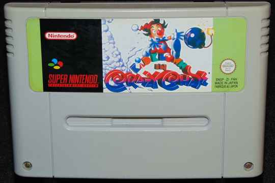 Kid Klown in Crazy Chase / FAH. / SNES