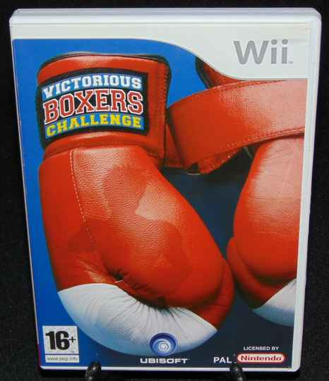 Victorious Boxers Challenge / WII / Complet