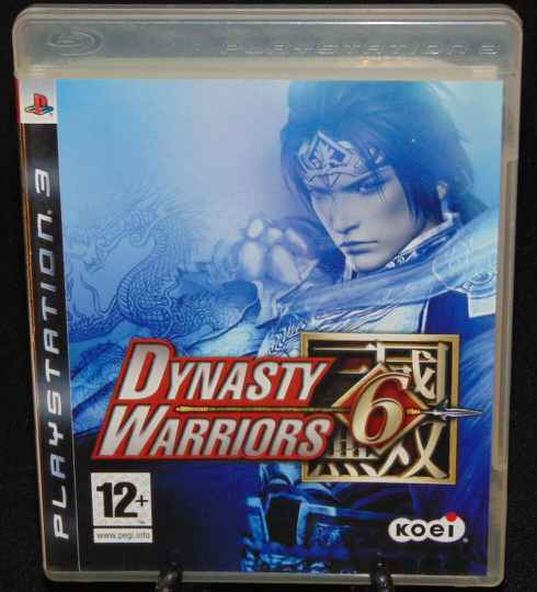 Dynasty Warriors 6 / PS3 / Complet / Fr.