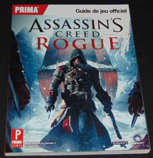 Assassin's Creed Rogue / Guide