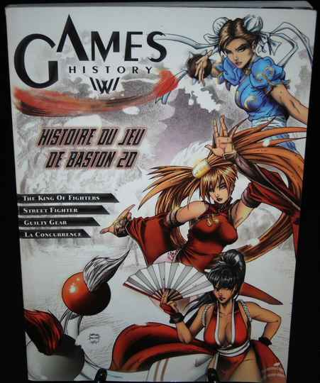 Games History # 2 / Mag. Revue / Neuf !!!