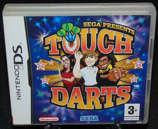 Touch Darts / DS / Complet