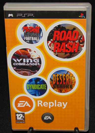 EA Replay / PSP / Complet / Fr. / MINT
